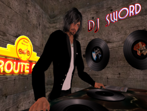 DJ Sword lighter