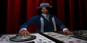G-Winz blue suit DJ FIXED