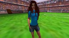 """Valdez """"Own Goal"""" Lauria"""