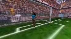 "Alexia ""Laid Back Goalie"" Sulamericana"