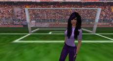 """Anouk """"I Don't Even Like Football"""" Koray"""